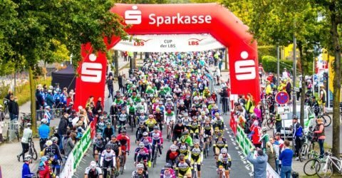 Münsterland Giro - Start